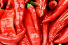 Free Fresh Red Paprika (pepper) Stock Photo - 3427270
