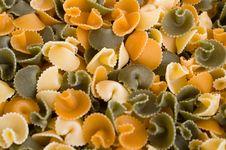 Free Macaroni Colours Royalty Free Stock Photography - 3427857