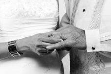 Free Wedding  Ring Royalty Free Stock Photo - 3428205