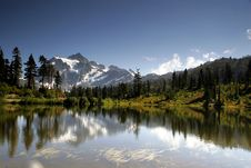 Mt Shuksan Stock Photos