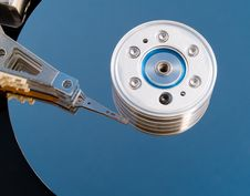 Free Detail Of Hard Disk Drive Stock Photos - 3429433