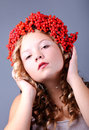 Free Beautiful Autumn Portrait Royalty Free Stock Images - 34207389
