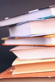 Free Stack Of Books Royalty Free Stock Image - 34203416