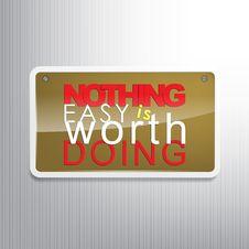 Free Motivational Background Royalty Free Stock Photos - 34205608