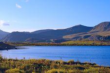 Free Mountain Lake Royalty Free Stock Images - 34207349