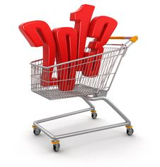 Free Shopping Carts And 2013 &x28;clipping Path Included&x29; Stock Photography - 34207972