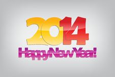 Free New Year Background. Royalty Free Stock Photography - 34208457