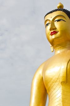 Free Portrait Of Buddha Statue Royalty Free Stock Photography - 34224837