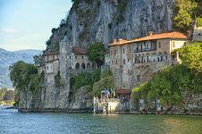 St. Catherine S Hermitage - Italy Royalty Free Stock Image