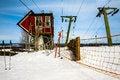 Free Ski Hut Royalty Free Stock Image - 34261106