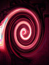 Free Red Spiral. Stock Photo - 34264730