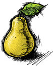Free Yellow Pear Royalty Free Stock Images - 34265829