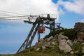 Free Cableway In The Mountains Stock Photography - 34266672