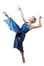 Free Girl Dancing Stock Images - 34268484