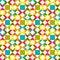 Free Abstract Geometric Pattern Stock Image - 34264011