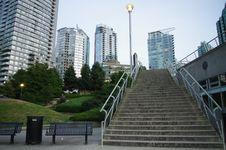 Free Vancouver Skyline Stock Photos - 34278853