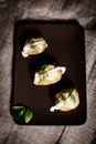 Free Potatoes Are Served On Dish With Basil Sauce And Fennel Royalty Free Stock Photos - 34286758