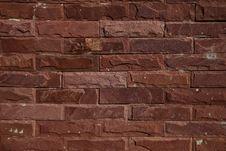 Free Modern Brick Wall Surfaced Stock Photos - 34285033