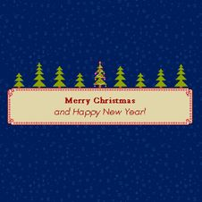 Free Christmas Tree Pixel Stock Images - 34285074
