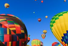 Free Hot Air Balloons Royalty Free Stock Image - 34289066