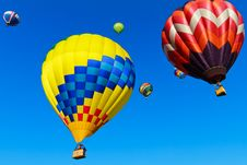 Free Hot Air Balloons Stock Images - 34289094