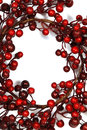 Free Christmas Wreath Stock Photos - 34298043