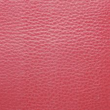 Free Red Leather Texture Stock Photography - 34291212