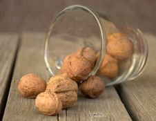 Free Walnuts Royalty Free Stock Images - 34296259