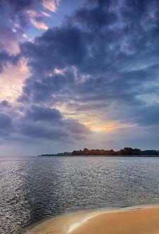 Free Sunrise Stock Photography - 34296852