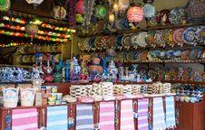 Free Turkish Souvenirs Royalty Free Stock Image - 34299546