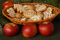 Free Gingerbreads Royalty Free Stock Image - 3439176