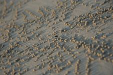 Free Balls Of Sand Stock Photo - 3430620