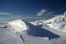 Free Autumn Snow Landscape Stock Images - 3430814