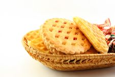 Free Cookies And Sweets Royalty Free Stock Image - 3431016