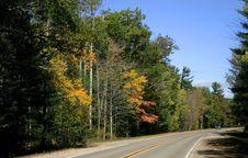 Free Autumn Landscape Stock Images - 3431514