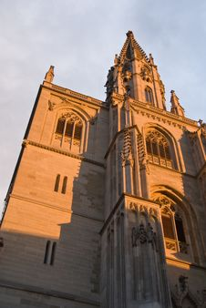 Cathedral Of Constance Stock Images
