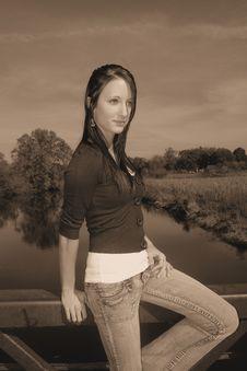 Free Portrait Stock Images - 3434274