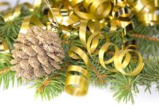 Free Decorative Pine Cone Stock Photos - 3435293