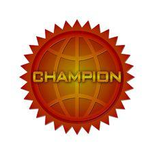 Free Award Badge Stock Photos - 3437433