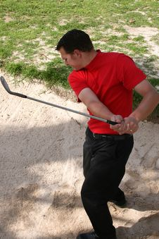Free Golf Angle Stock Photos - 3437743