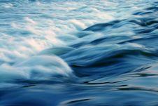 Free Long Exposure Of Waves Royalty Free Stock Image - 3438006