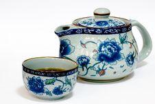 Still Life (Teapot) Royalty Free Stock Photo