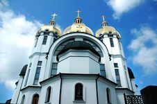 Free Orthodox Temple Stock Images - 3438734