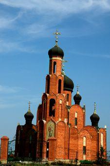 Free Orthodox Temple Stock Photo - 3438960
