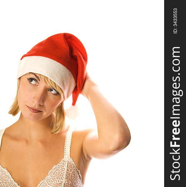 Thinking Mrs. Santa