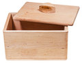 Free Wooden Box For Cookies Stock Photos - 34304273
