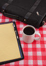 Free Morning Coffee Table Stock Images - 34309024