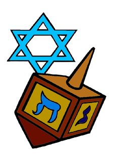 Free Jewish Holiday Of Hanukkah Stock Photography - 34300272