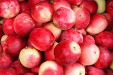 Free Natural Apples Royalty Free Stock Image - 34303786