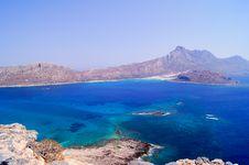 Free Sea Lagoon, Crete Stock Image - 34306721